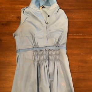 Light Blue Elie Tahari Dress
